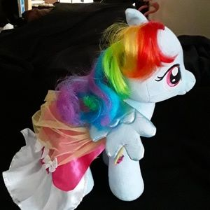 Build-a-bear My Little Pony & 2  Cape Outfits